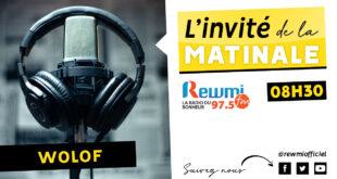 Invite De La Matinale Modibo Soumaré