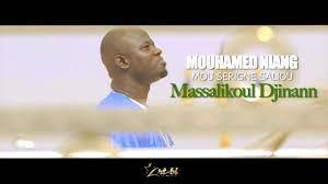 Mouhamed Niang Mou Serigne Saliou - Massalikoul Djinane (Clip officiel) -  YouTube