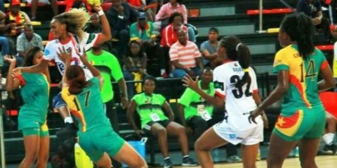CAN-Handball : Cameroun – Angola en finale