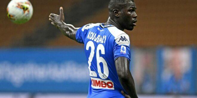 Le PSG n'en démord pas pour Kalidou Koulibaly