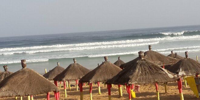 La plage de Malika sous haute surveillance