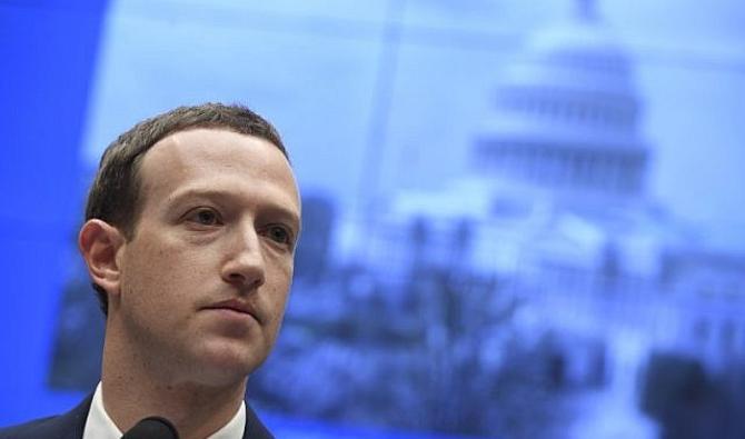 Facebook: Mark Zuckerberg